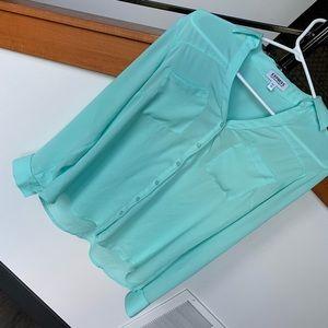 Work shirt button up